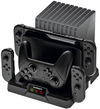 Snakebyte Nintendo Switch Dual Charge:Base S powered by EMP (Zubehör)