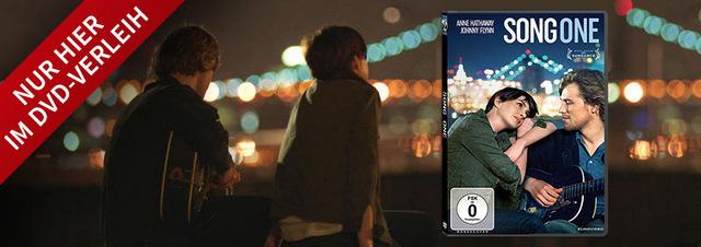 Song One: Exklusiv bei uns im DVD-Verleih: SONG ONE