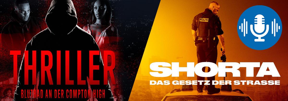 Podcast: Thriller & Shorta: Ein perfider Streich & Genrekino aus Dänemark