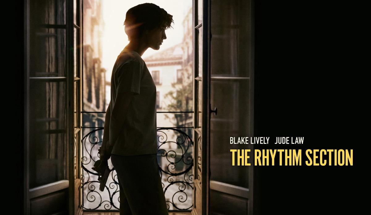 The Rhythm Section: Blake Lively in einem echten Kino-Blockbuster