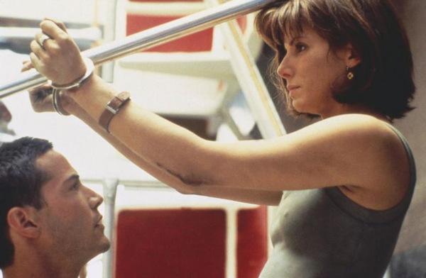 Sandra Bullock in 'Speed' © 20th Century Fox