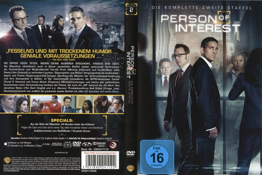 Person Of Interest Staffel 5
