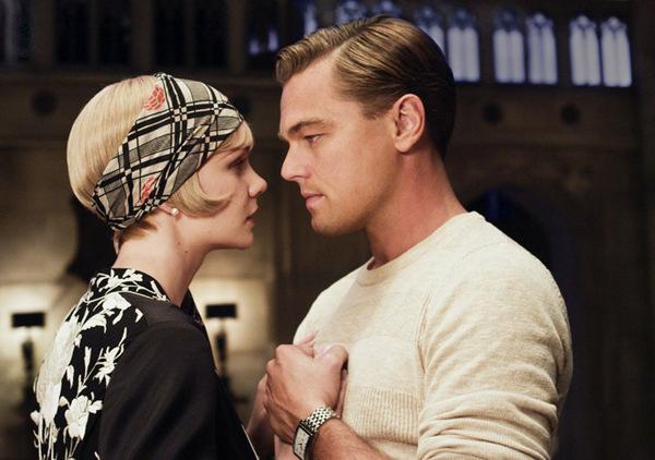 Carey Mulligan und DiCaprio