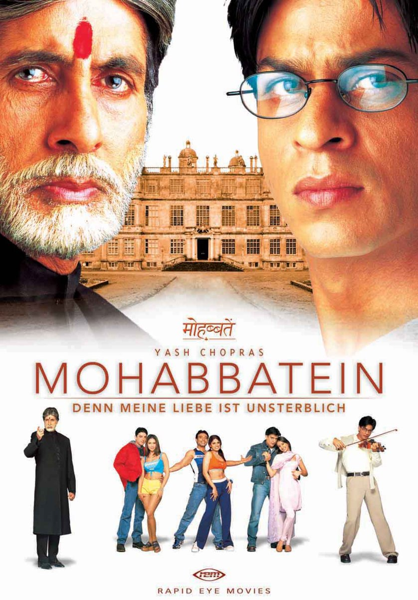 Mohabbatein Streamcloud Deutsch