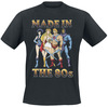 Masters Of The Universe He-Man - Made In The 80s powered by EMP (T-Shirt)