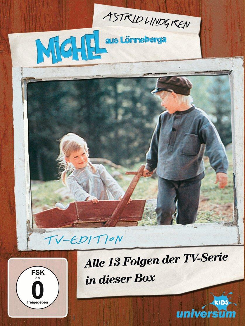 Michel Aus Lönneberga Serie
