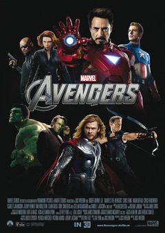 'The Avengers - Die Rächer' (2012) © Marvel