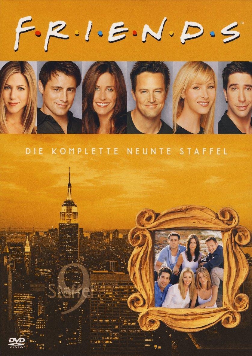 مشاهدة مسلسل Friends الموسم التاسع مترجم مشاهدة اون لاين و تحميل  Friends-staffel-9