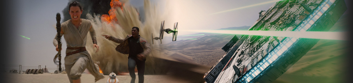 Star Wars - Episode VII - Das Erwachen der Macht © Walt Disney Studios