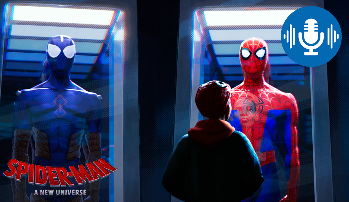 Podcast: Spider-Man - A New Universe: Das geht ins Ohr: Spider-Man - A New Universe