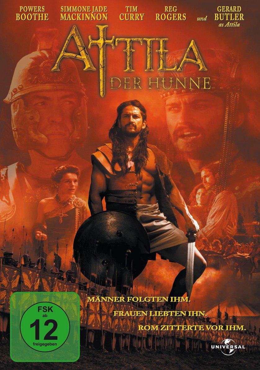 Attila Der Hunne 2001
