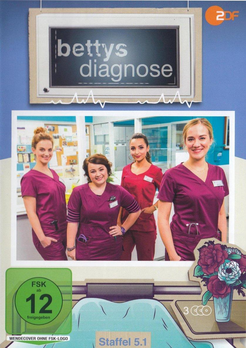 Bettys Diagnose Staffel 5