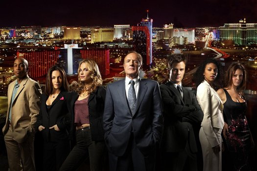 Las Vegas - Staffel 1