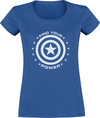 Captain America Captain Power powered by EMP (T-Shirt)