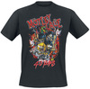 Mötley Crüe 40 Years Mötley Monsters powered by EMP (T-Shirt)