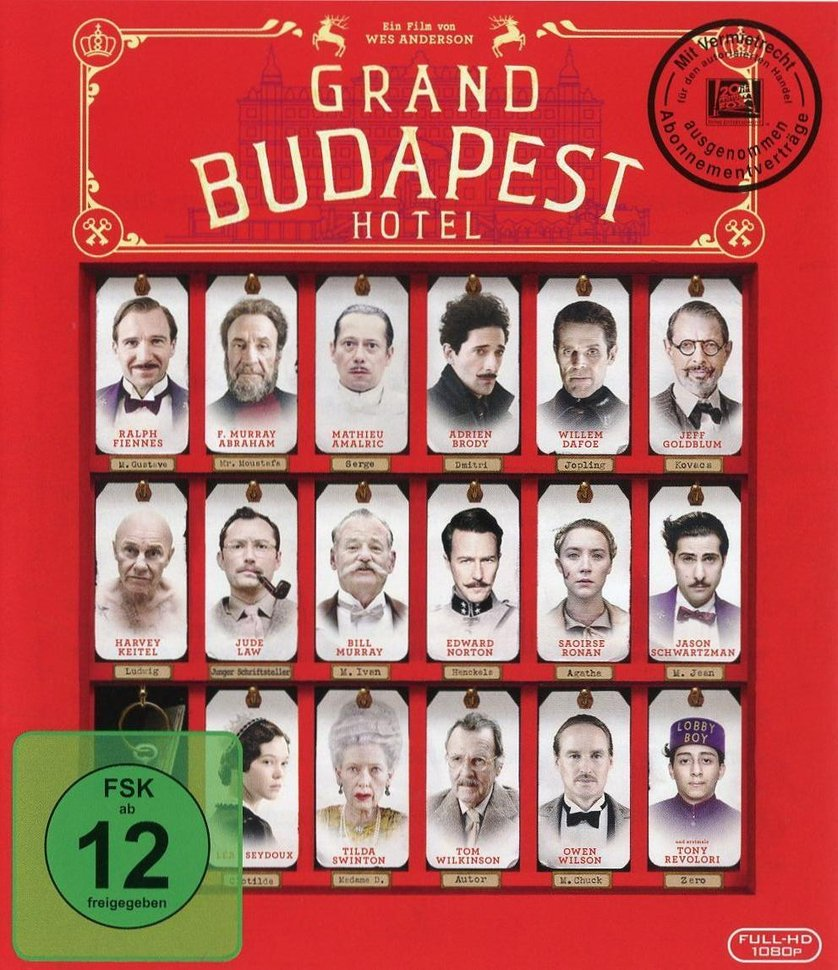 The Grand Budapest Hotel Trailer Deutsch