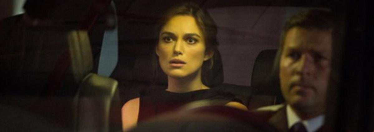 Keira Knightley: Jack Ryan: Keira Knightley plappert zu viel