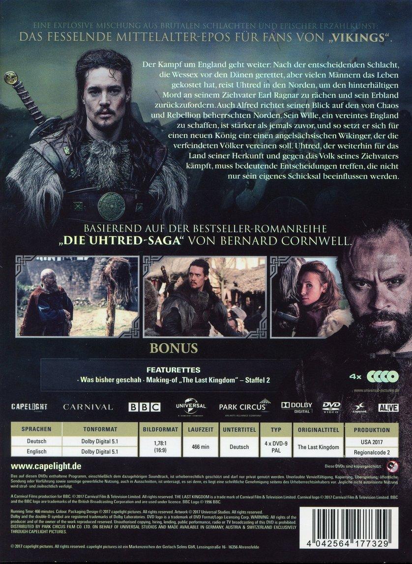 The Last Kingdom Staffel 2