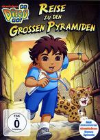 Go, Diego! Go! 4 - Reise zu den großen Pyramiden