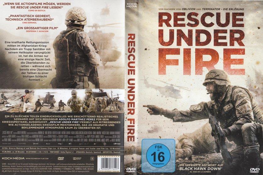 Rescue Under Fire: DVD oder Blu-ray leihen - VIDEOBUSTER.de
