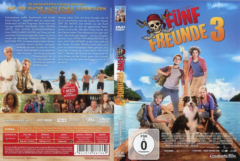 Fünf Freunde 3 Ganzer Film Deutsch