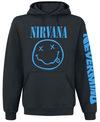 Nirvana Nevermind Smile powered by EMP (Kapuzenpullover)