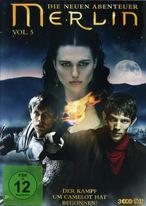 Merlin - Die neuen Abenteuer - Staffel 3