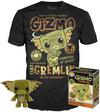 Gremlins Gizmo as Gremlin - POP! & Tee powered by EMP (Funko Pop!)