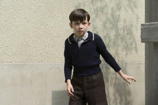 Der Junge im gestreiften Pyjama