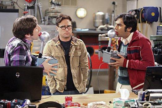 The Big Bang Theory - Staffel 5