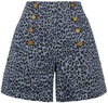 Banned Retro Wild Child Shorts Short blau schwarz powered by EMP (Short)