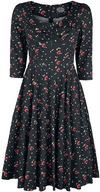 H&R London Sade Swing Dress powered by EMP (Mittellanges Kleid)
