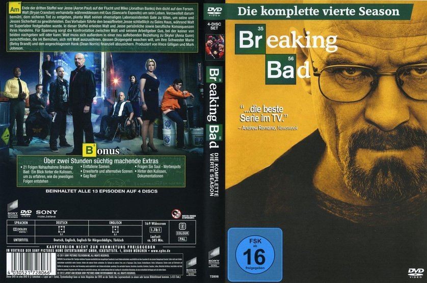 Breaking Bad Staffel 4 Stream Deutsch