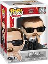 WWE Diesel (Chase Edition möglich) Vinyl Figure 74 powered by EMP (Funko Pop!)