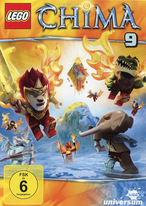 LEGO Legends of Chima - Volume 9
