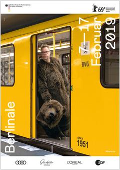 Postermotiv 2019 © Berlinale