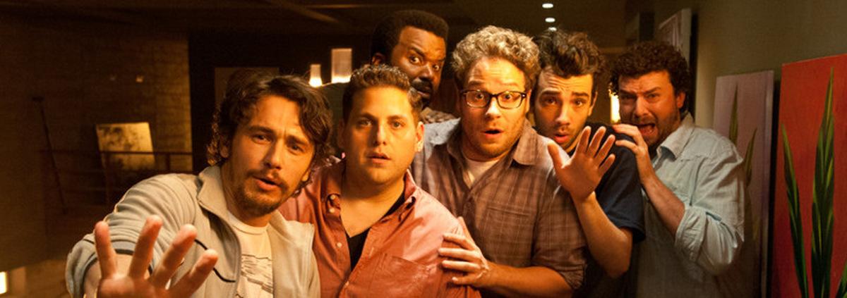 James Franco: Franco: Richtige Mischung bei Komödien wichtig