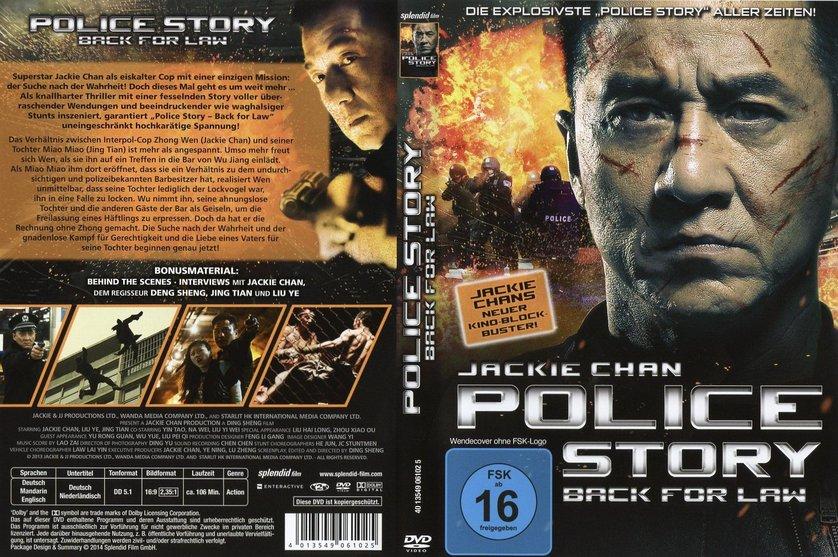Police Story 5 - Back for Law: DVD oder Blu-ray leihen