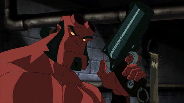 Hellboy – Blut Und Eisen