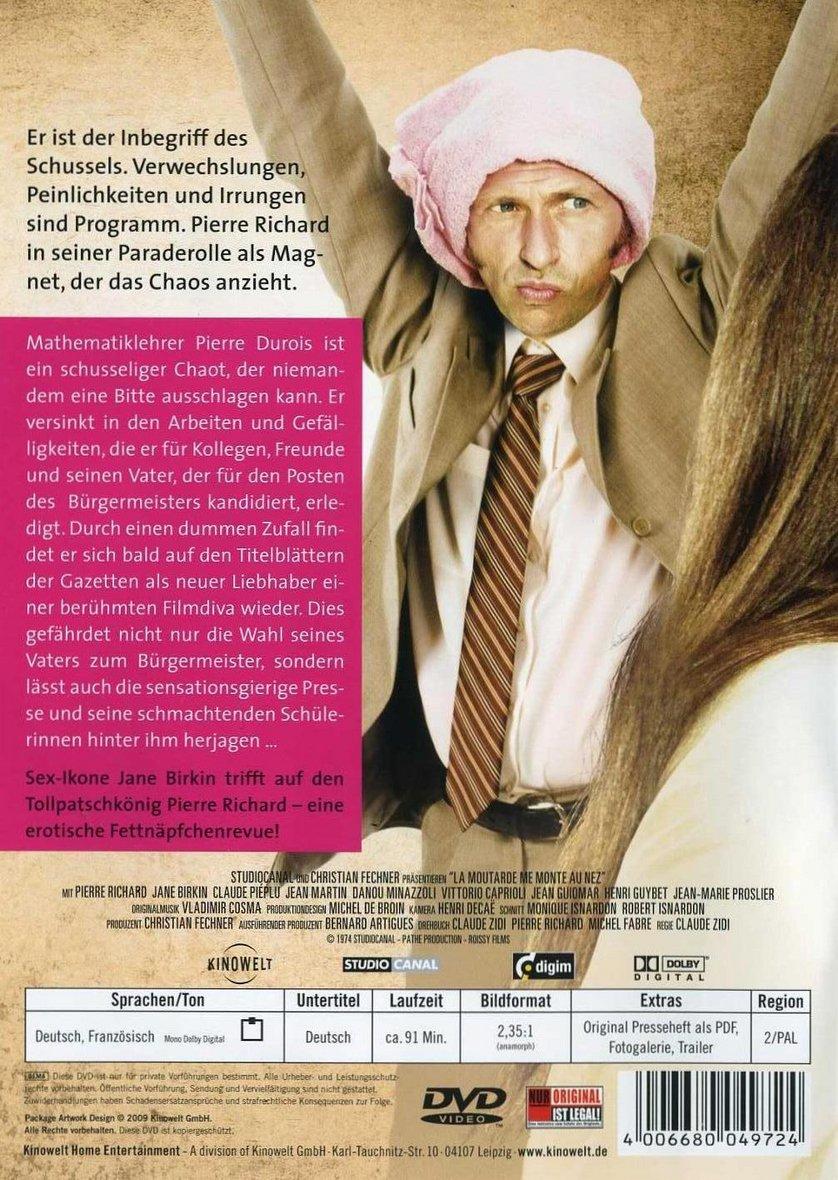 Der Lange Blonde Mit Den Roten Haaren Dvd Oder Blu Ray Leihen