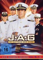 J.A.G. - Im Auftrag der Ehre - Staffel 6