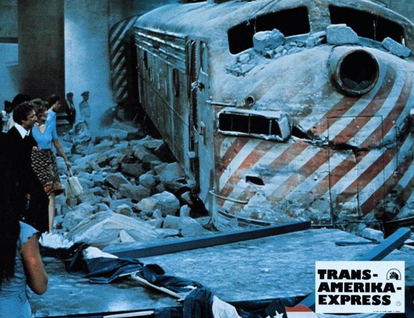 Trans Amerika Express Stream