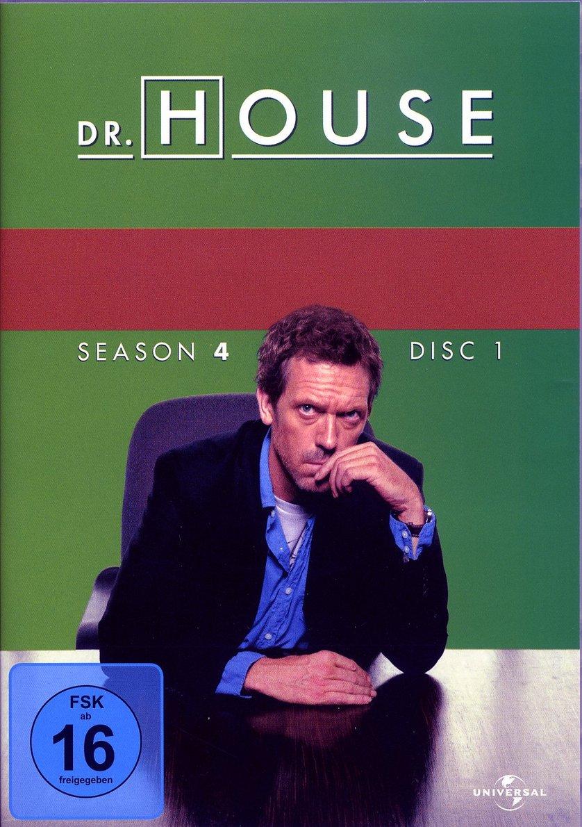 Dr House Staffel 4
