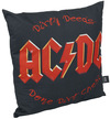 AC/DC Dirty Deeds Kissen schwarz rot powered by EMP (Kissen)