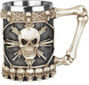 Nemesis Now Tankard of skulls powered by EMP (Bierkrug)