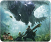 Monster Hunter The Hunt powered by EMP (Mouse-Pad)