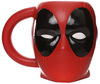 Deadpool Deadpool Cosplay Tasse rot schwarz weiß powered by EMP (Tasse)