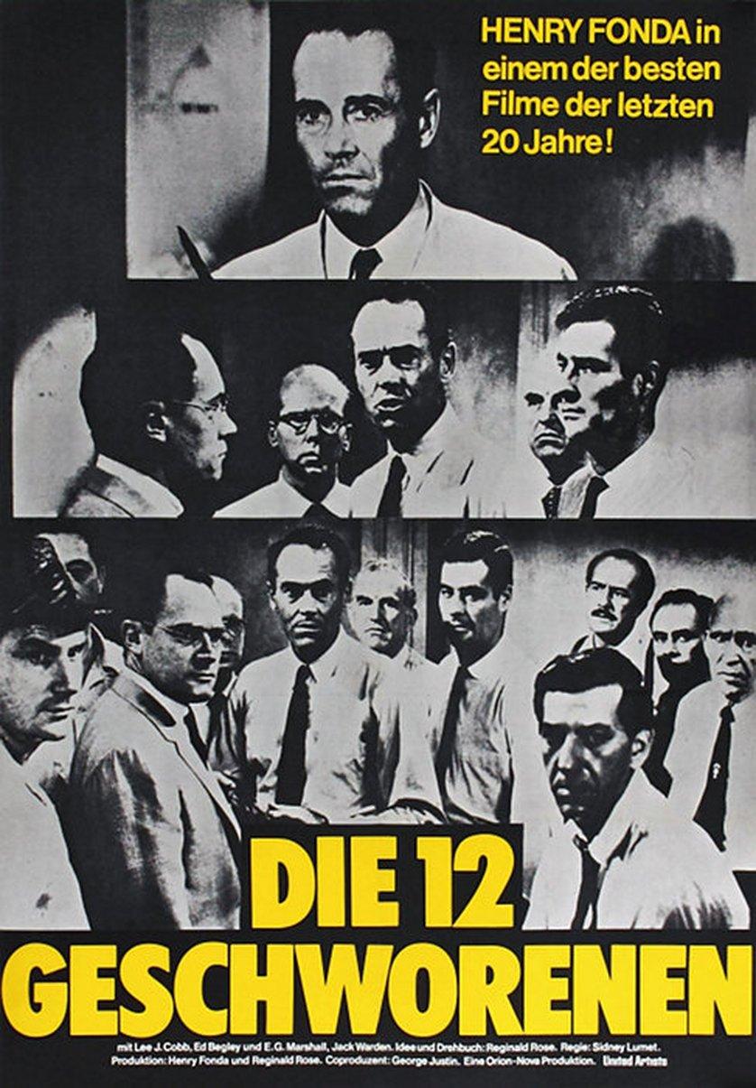 Die 12 Geschworenen Stream