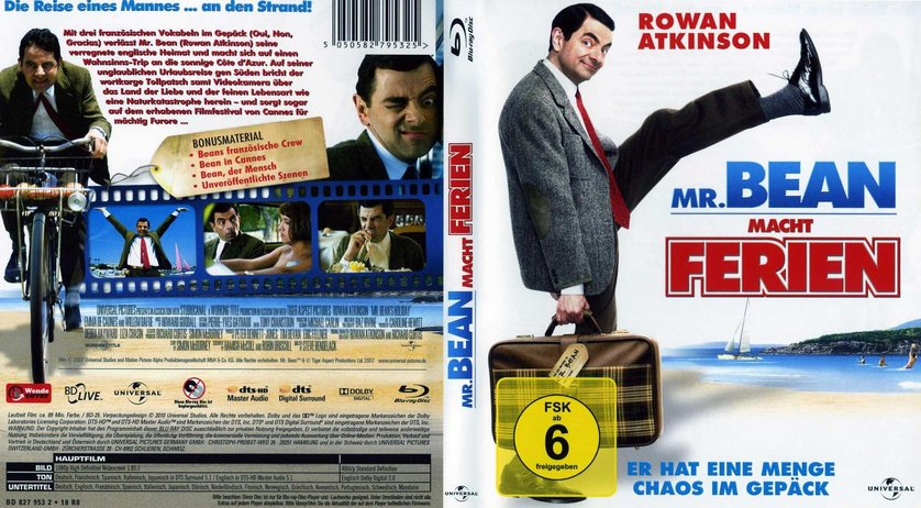 Mr Bean Macht Ferien Ganzer Film Deutsch