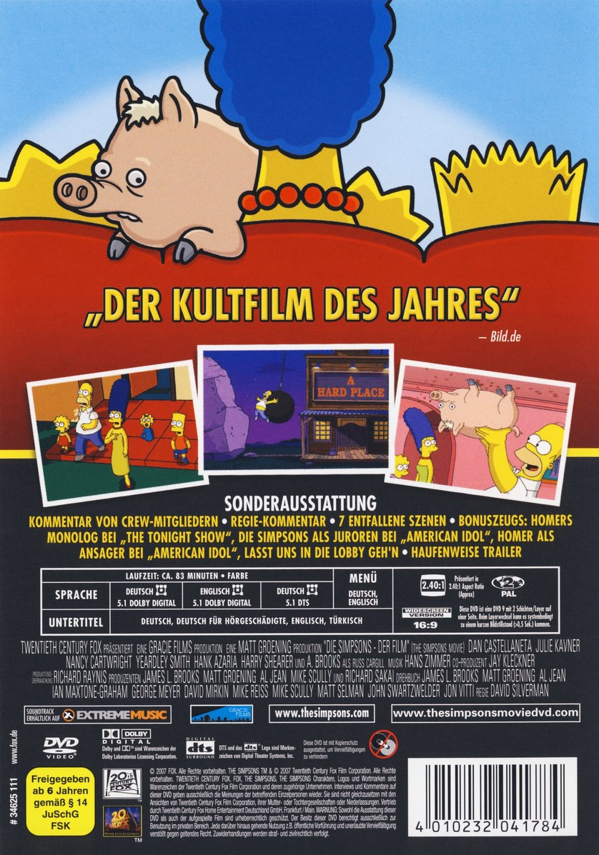 simpsons der film deutsch